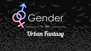 Logo Gender in der Urban Fantasy