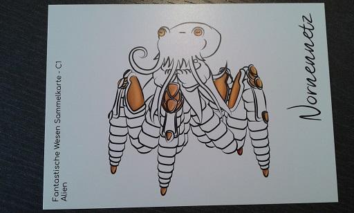 gewonnen - konrad das alien