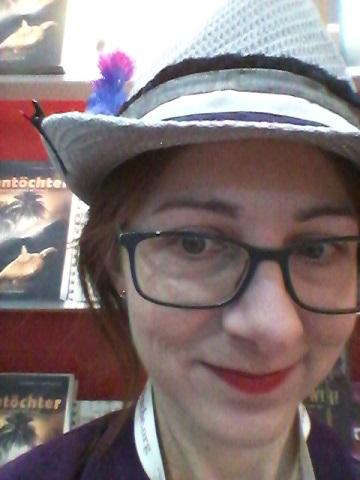 selfie mit aetherbedingter ranke